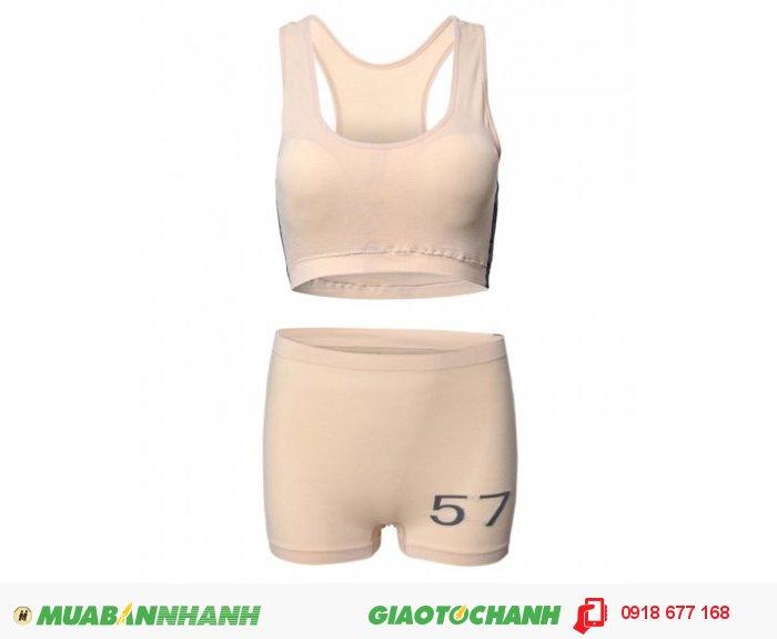 Combo 2 bộ đồ lót thể thao 57 ZID240070