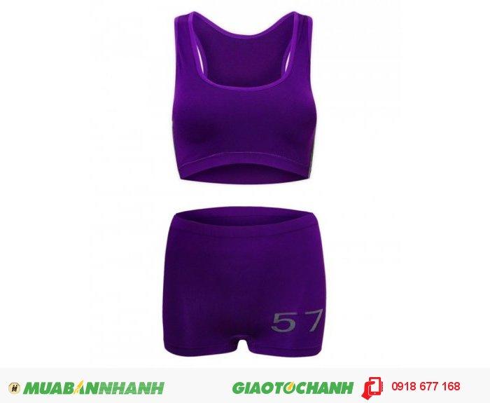 Combo 2 bộ đồ lót thể thao 57 ZID24007