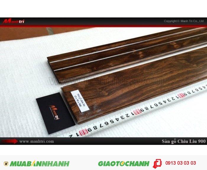 Sàn gỗ tự nhiên Chiu Liu 900mm | Kích thước (L x W x H): 900mm x 90mm x 15mm | Sàn gỗ Chiu liu 900mm có thể chống được mục, không bị mối ăn nên sản phẩm thường được khá nhiều khách hàng lựa chọn trong xây nhà, làm đồ gia dụng, làm sàn gỗ, trụ cầu thang…Giá bán: 1.000.000VND, 1
