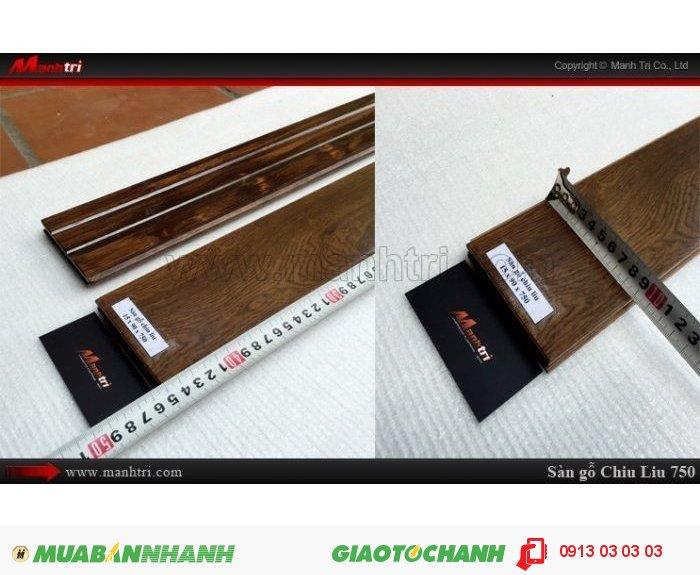 Sàn gỗ tự nhiên Chiu Liu 750mm | Kích thước (L x W x H): 750mm x 90mm x 15mm | Trọng lượng: 15.00kg | Sàn gỗ Chiu liu 750mm có thể chống được mục, không bị mối ăn nên sản phẩm thường được khá nhiều khách hàng lựa chọn trong xây nhà, làm đồ gia dụng, làm sàn gỗ, trụ cầu thang… Giá bán: 950.000VND, 2