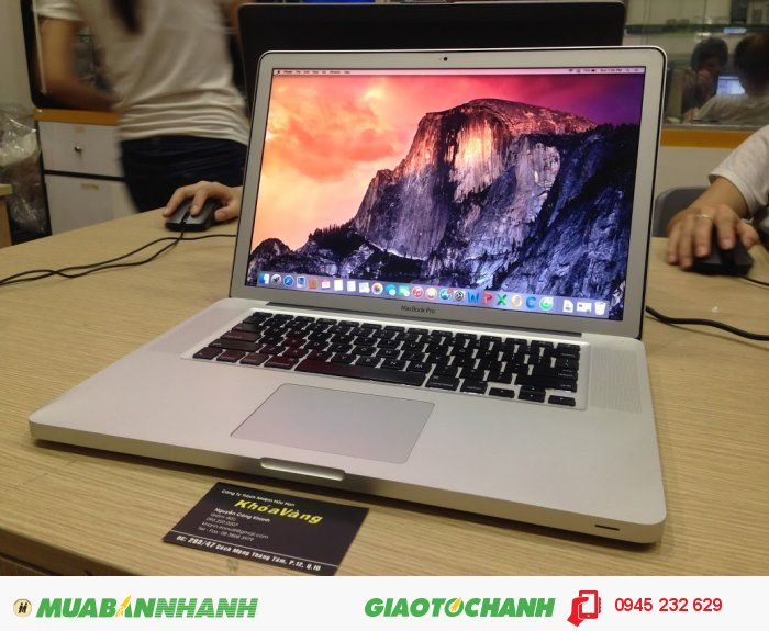 Macbook pro 15.4 mid 2010 core i7 MC373