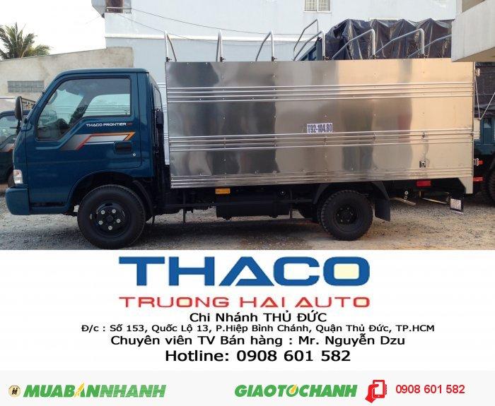 Xe Tải KIA 2015 - Tải trọng 1,9 tấn - Thaco Thu Đưc2 3