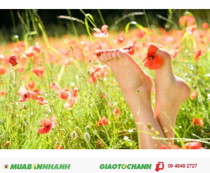 Hơn thế nữa, khi sử dụng túi chườm giảm đau khớp chân này, với mùi hương đặc trưng của 10 loại thảo mộc thiên nhiên cho bạn cảm giác thư giãn và như được tận hưởng thiên nhiên dịu mát., 4