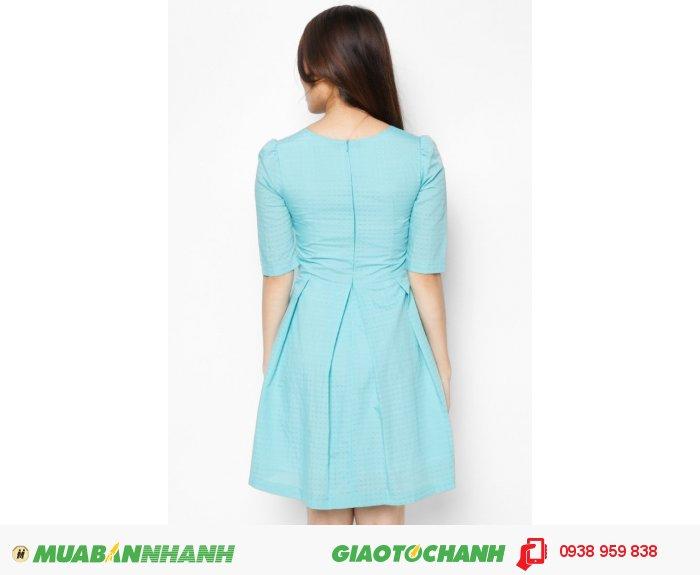 Đầm cổ tròn tay lỡ | Mã: AD228-hồng | Giá 788000 Quy cách: 84-66 (+-2): | chiều dài tb: 85cm - 90cm | Chất liệu: lụa cát | Size (S - M - L - XL) | Mô tả: Đường khóa kéo tạo điểm nhấn sau cổ, giúp mẫu váy của bạn trông phóng khoáng hơn., 4