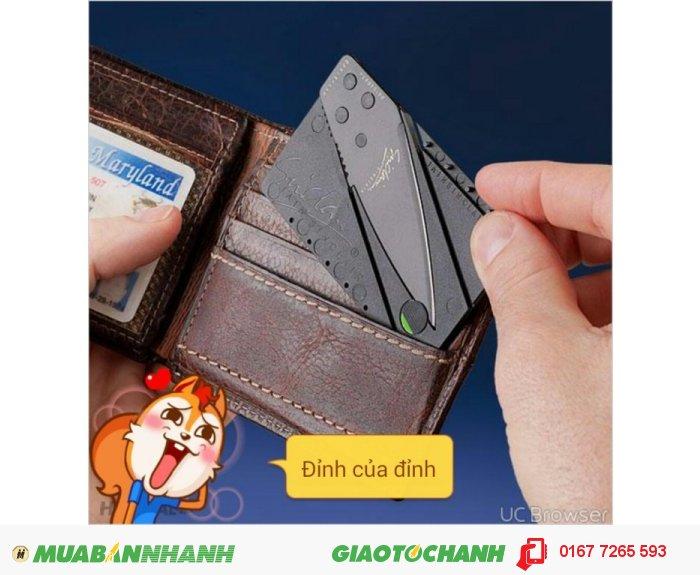 Dao Gấp Hình Thẻ ATM1