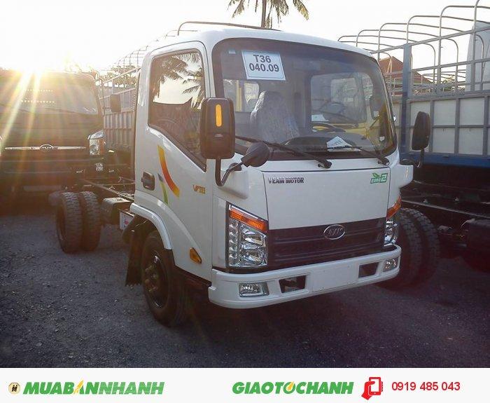 Xe tải Veam chất lượng, xe tải Veam máy Hyundai tốt nhất, Đại lý xe tải Veam 1