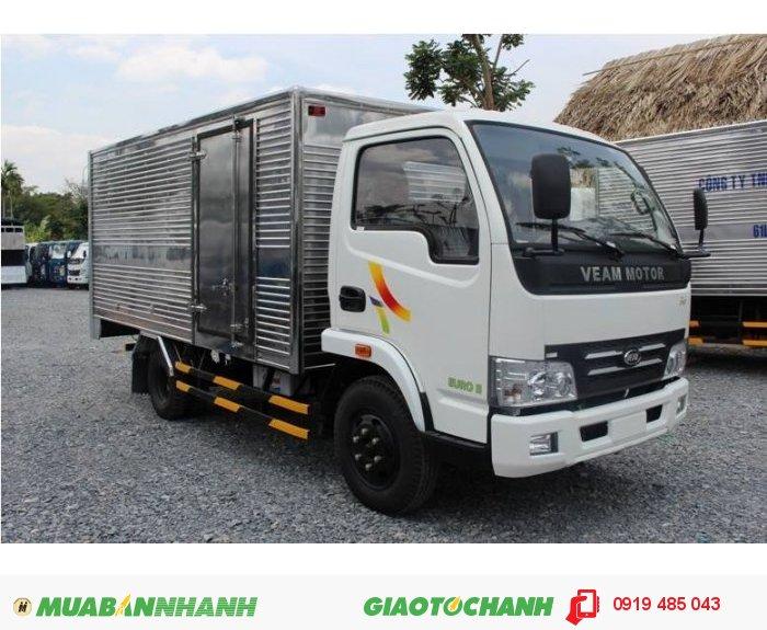 Xe tải Veam chất lượng, xe tải Veam máy Hyundai tốt nhất, Đại lý xe tải Veam 2