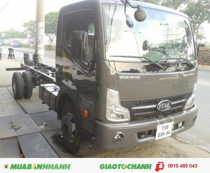 Xe tải Veam chất lượng, xe tải Veam máy Hyundai tốt nhất, Đại lý xe tải Veam 3