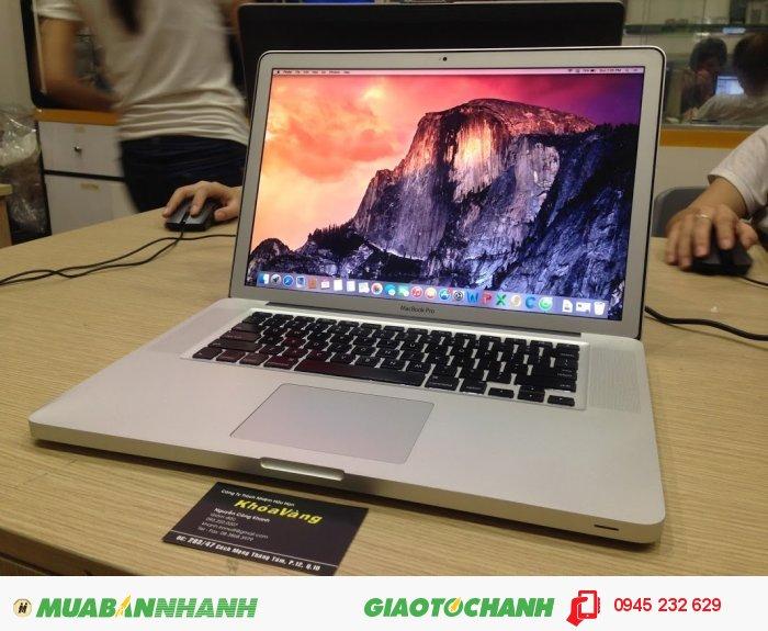 Macbook pro 15.4 mid 2010 core i7 MC373 | RAM: 8GB  DDR3 bus 1067Mhz ( nâng lên 8G thêm 800k)