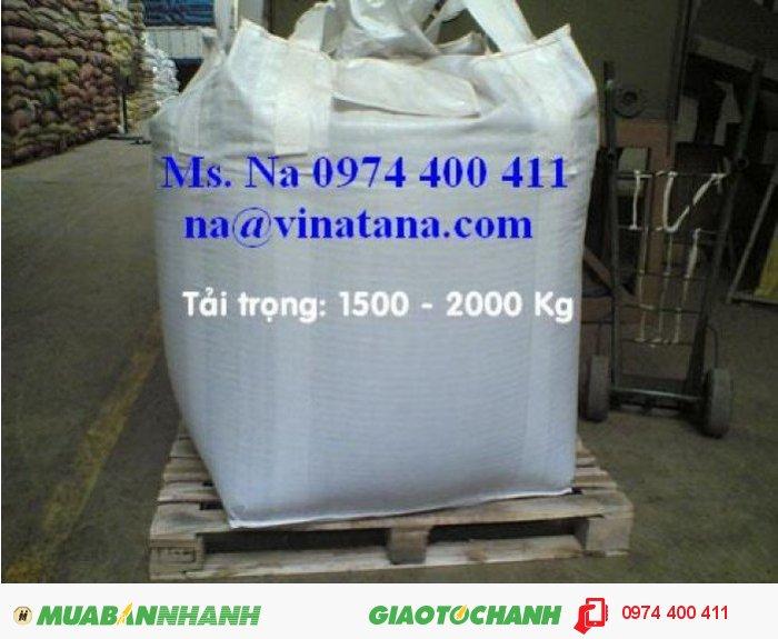 Bao tải trọng đựng 1 tấn, 2 tấn khoáng sản