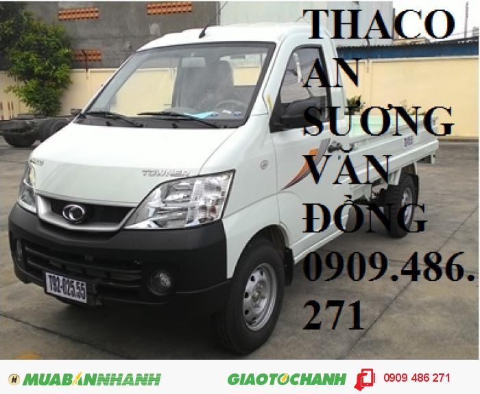 Suzuki Towner 750A Trường Hải Thaco 750Kg