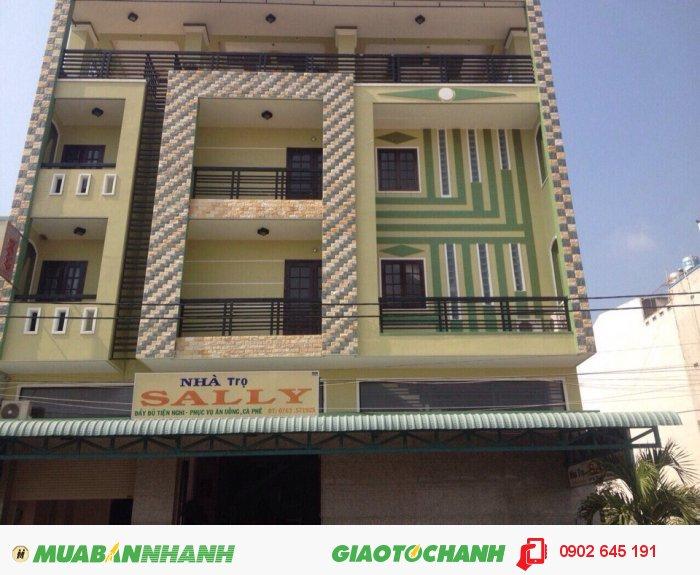 Bán nhà trọ, khách sạn phường Núi Sam TP Châu Đốc