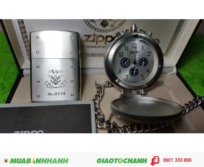 Zippo Limited Edition Silver. Năm 20011