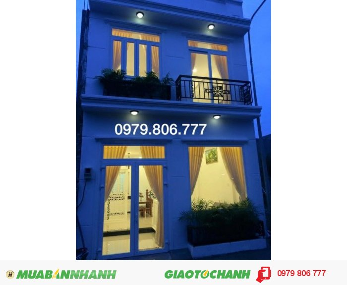 Khang Thịnh Town biệt thự mini cao cấp quận 12