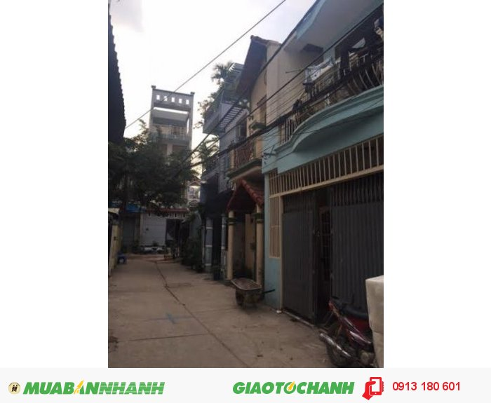Bán Gấp Nhà Hẻm 118 Đường Tân Hương, Dt: 5x13