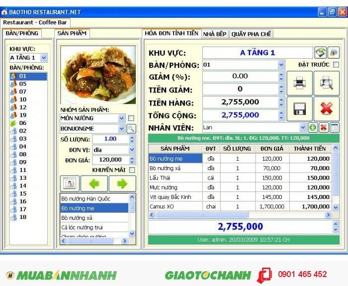 Bán Máy tính tiền Cảm Ứng cho Nhà Hàng tại Quận Tân Phú Tân Bình Thủ Đức Quận 1 Quận 2 Nhà Bè Hóc Môn Củ Chi4