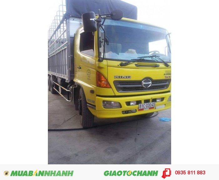 Hino sản xuất năm 2007 Số tay (số sàn) Xe tải động cơ Dầu diesel