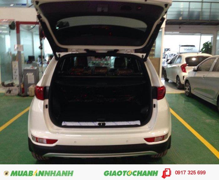 Kia Sportage sản xuất năm 2015 Số tự động Động cơ Xăng