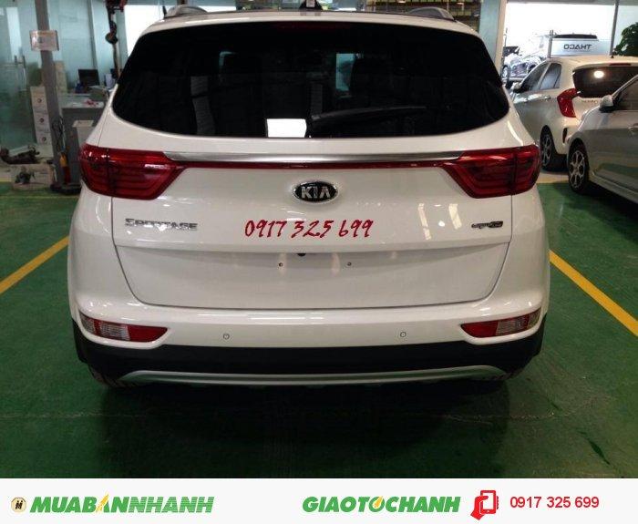 Bán xe Kia Sportage 2016 KM lớn nhất Hà Nội- 2