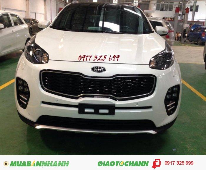 Bán xe Kia Sportage 2016 KM lớn nhất Hà Nội- 4
