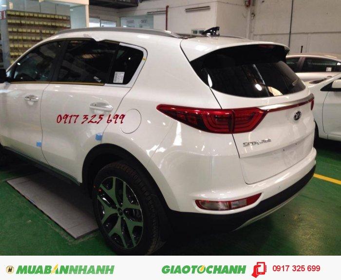 Bán xe Kia Sportage 2016 KM lớn nhất Hà Nội- 3