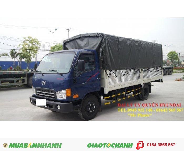 Hyundai HD72 sản xuất năm 2015 Số tay (số sàn) Xe tải động cơ Dầu diesel
