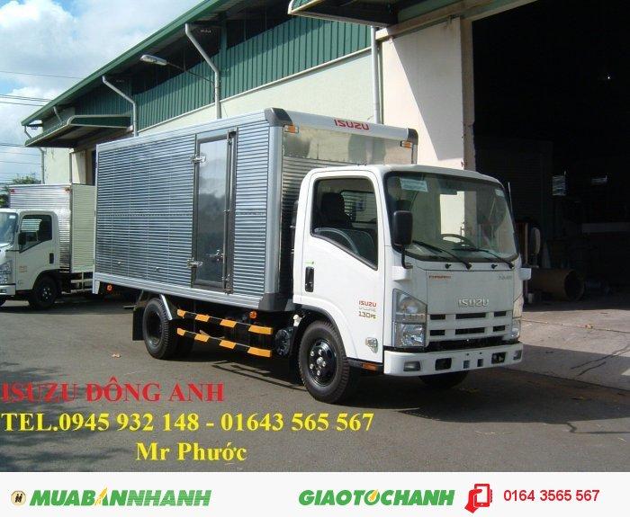 xe ISUZU 1.9 tấn, xe tải ISUZU 1T99, ISUZU NMR 1.9T, xe tải ISUZU 1.99 tấn 2