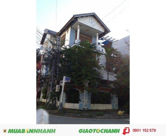 Cần bán biệt thự 2 mặt tiền đường Hàn Thuyên Đà Nẵng ,P . Hòa Cường Bắc