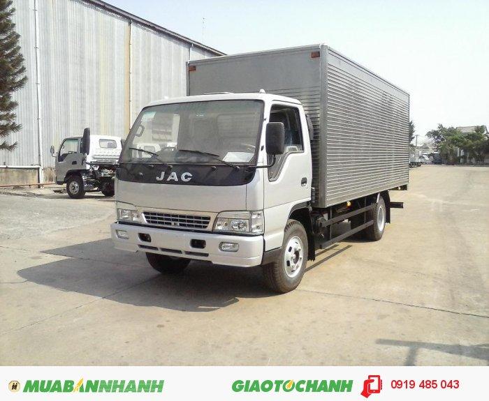 Xe tải JAC nhiều loại , giá tốt nhất miền Nam 2