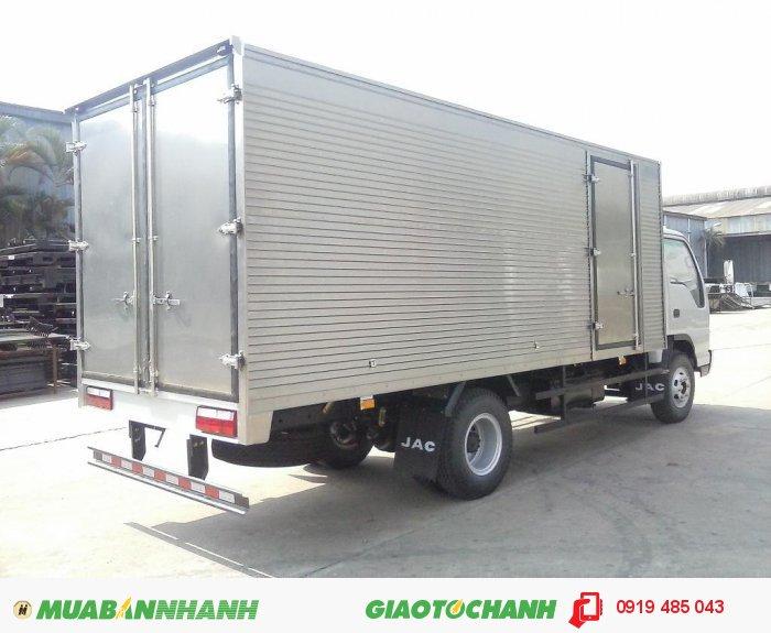 Xe tải JAC nhiều loại , giá tốt nhất miền Nam 3