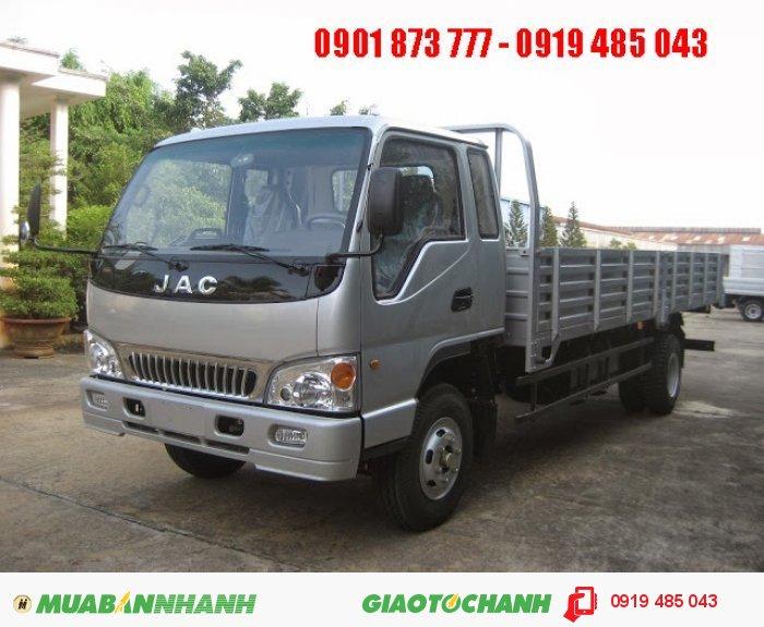 Xe tải JAC nhiều loại , giá tốt nhất miền Nam 4