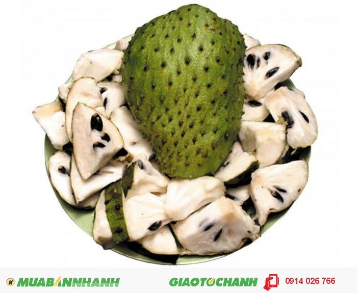 Mãng cầu xiêm:  Giá bán: 80.000 VNĐ/kg (Mãng cầu quả) Loại đặc biệt: 100.000 VNĐ/kg (Mãng cầu quả) Giá bán: 200.000 VNĐ/túi 1kg (Mãng cầu bóc sẵn - Đã bỏ hết hạt và vỏ) Loại đặc biệt mãng cầu ngọt ( Mãng cầu có 2 loại chua và ngọt, loại ngọt đắt hơn và ngon hơn). lá cây mãng cầu xiêm   lá cây mãng cầu xiêm - loại lá tươi: 300.000 VNĐ/kg lá cây mãng cầu xiêm - loại lá khô: 1.200.000 VNĐ/kg2