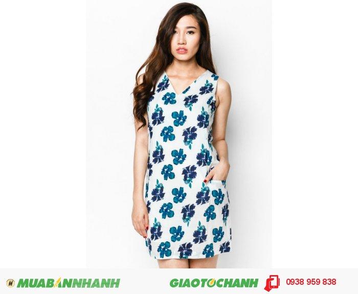 Đầm suông túi 2 bên| Mã: AD187-trắng | Giá 795000 Quy cách: 84-66-90 (+-2): chiều dài tb: 85cm - 90cm | Chất liệu: Linen | Size (S - M - L - XL - XXL) | Mô tả: Khoe nét thanh lịch và duyên dáng với đầm suông in hoa. Thiết kế phù hợp trong những buổi xuống phố nhẹ nhàng. Váy có size lớn big size cho những nàng béo tròn vẫn tự tin khi mặc. Thiết kế may túi bên hông tiện lợi., 1