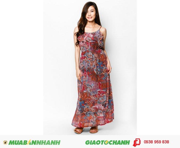 Đầm maxi 2 dây | Mã: AD225-đỏ| Giá: 488000 Quy cách: 84-66-90 (+-2): chiều dài tb: 85cm - 90cm | chiffon lạnh | Size (M) | Mô tả: Với kiểu đầm hai dây này bạn có thể phối cùng áo khoác nhẹ là đã rất nổi bật. Hãy gọi ngay cho chúng tôi để sở hữu những mẫu váy suông dài đẹp trên đây nhé!, 5