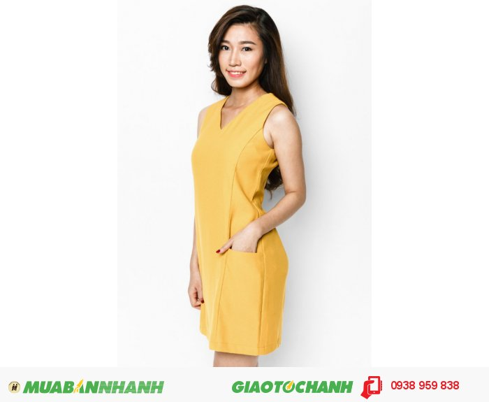 Đầm suôn phối cúp 2 túi | Mã: AD214- vàng| Giá: 488000 Quy cách: 84-66-90 (+-2): chiều dài tb: 85cm - 90cm | chiffon lạnh | Size (S - M - L - XL) | Mô tả: Khoe nét khỏe khoắn cùng thiết kế đầm dáng suông với hai túi bên hông tiện lợi. Thiết kế có thể phối theo phong cách cá tính hay nữ tính đều đẹp., 3