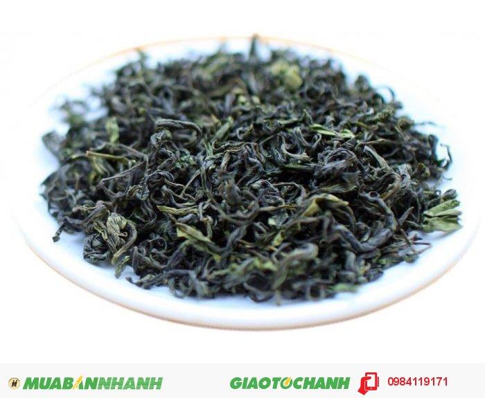 Trà xanh Tân Cương Thái Nguyên chất lượng hảo hạng - nguyên chất 100%1