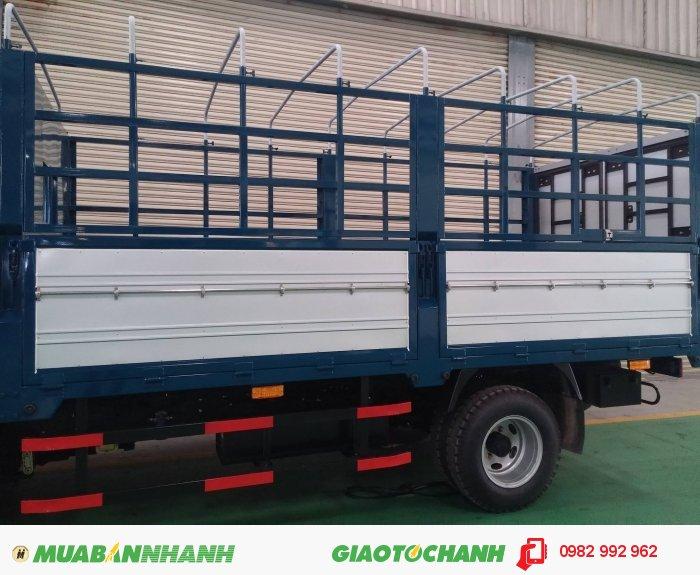Thaco sản xuất năm 2015 Số tay (số sàn) Xe tải động cơ Dầu diesel Khác