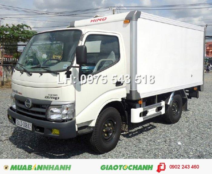 Bán xe tải Hino 5 tấn nhập khẩu