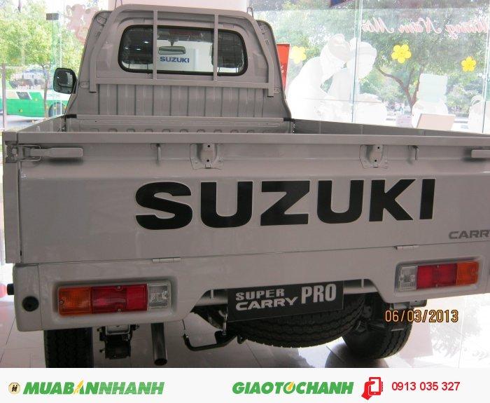 Suzuki Carry Pro sản xuất năm 2016 Số tự động Xe tải động cơ Xăng
