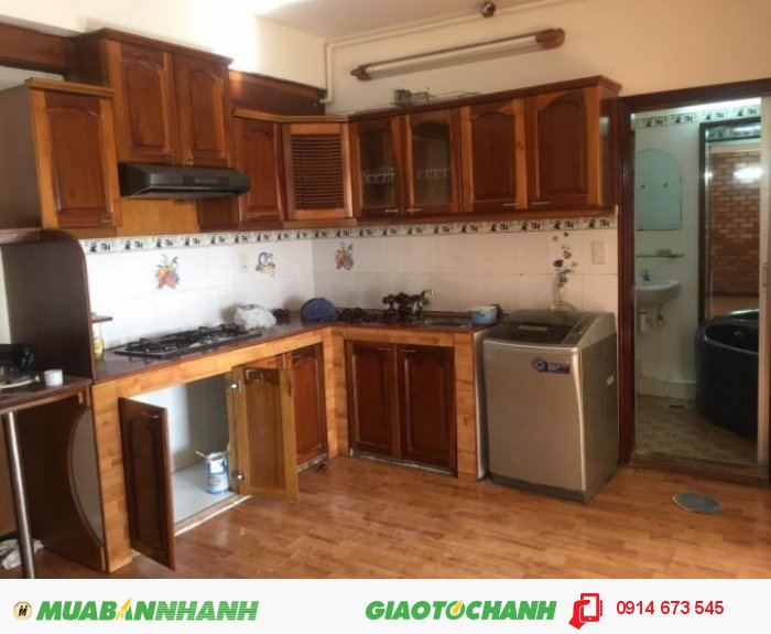 Cần bán căn hộ CC tầng 17 Miếu Nổi  - Giáp ranh quận Phú Nhuận