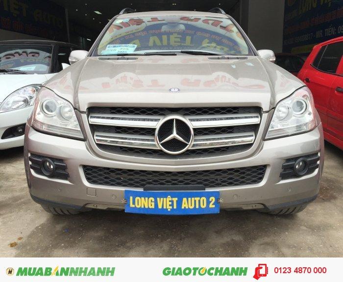 Xe Mercedes Benz GL 320 CDI