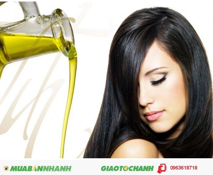 Ngoài ra, Hair Revitalash còn giúp mái tóc bóng khỏe: Saw Palmetto với hàm lượng cao các axit béo và sterol thực vật, cung cấp dưỡng chất cho mái tóc bóng khỏe; kích thích mọc tóc từ bên trong: với công thức pha trộn tiên tiến các Ginkgo Biloba giúp kích thích các nang tóc con mọc từ bên trong; đẩy mạnh nang tóc mọc nhanh: với tinh chât Swertia Japonica sẽ giúp các nang tóc phát triển mạnh mẽ và dày hơn., 3