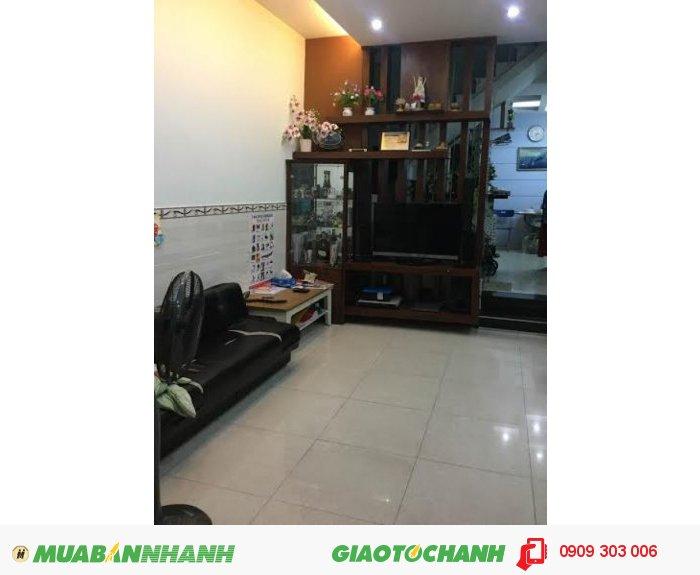 Chính chủ bán gấp nhà Phường 13, Nơ Trang Long, Bình Thạnh