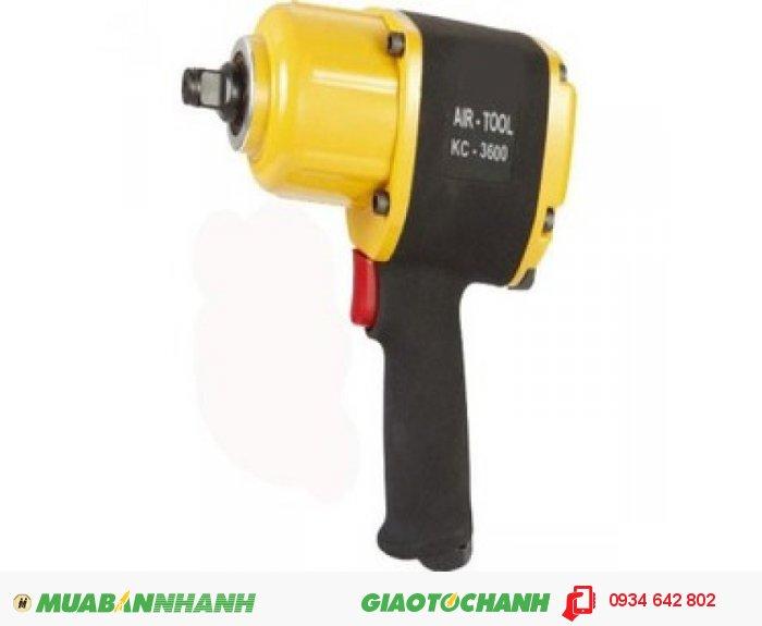 Súng vặn Bulong 1/2 inch 2 búa KC 3600