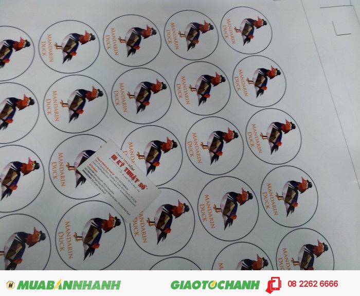 Tùy thuộc vào số lượng tem bạn muốn in mà được in offset hay in kỹ thuật số....