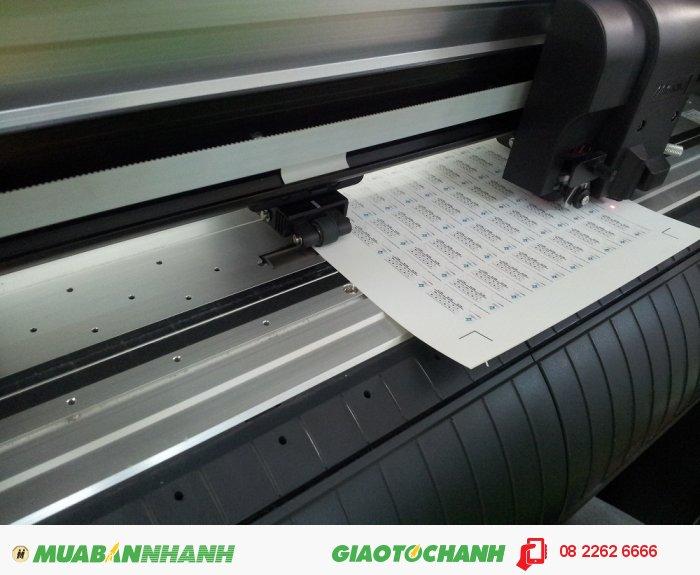 In tem bảo hành được in ấn trên chất liệu decal bởi đặc tính của decal là có...