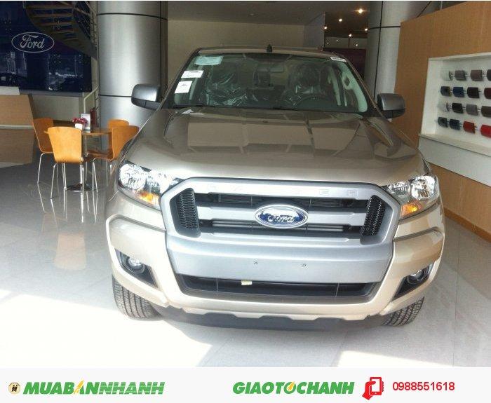 Ford Ranger XLS MT giảm giá tốt ngân hàng cho vay lên đến 80% giá trị xe