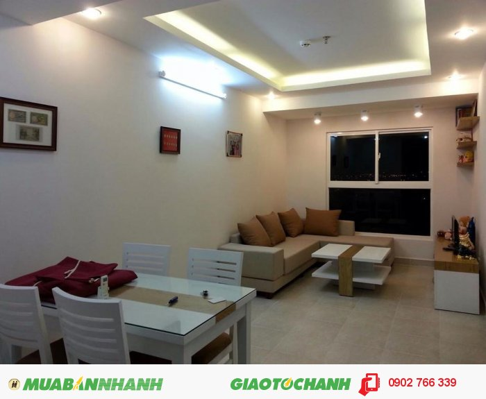 Bán lỗ căn hộ có sẵn ngay Võ Văn Kiệt, 63m2, 990 triệu