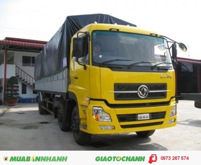 Bán xe tải Dongfeng Hoàng Huy 10T6/10.6 tấn B210 /=Mua xe tải Dongfeng Hoàng Huy 10T6/10.6 tấn B210