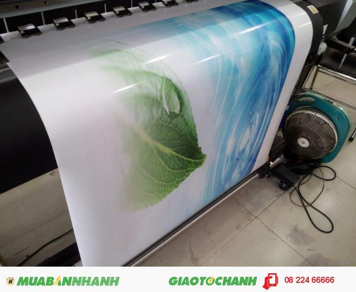 Đến với Công ty TNHH In Kỹ Thuật Số - Digital Printing để nhận được chất lượng sản phẩm in decal khổ lớn dán trang trí Giáng Sinh tốt nhất, 5
